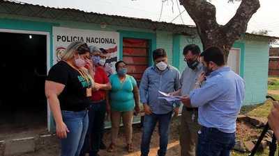 ¿Campaña 2021?: colorados prometen 100 cuadras de asfaltado en Concepción