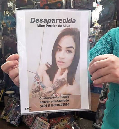 Madre de BRASILEÑA desaparecida en CDE teme lo PEOR y clama por AYUDA