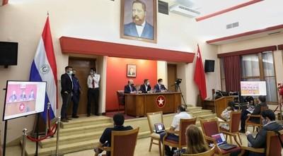 Convención virtual de la ANR será con 1.137 delegados