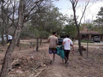 """¿Túneles onda FARC en San Ber? Detienen a dos tipos """"afiebrados"""" por el oro"""