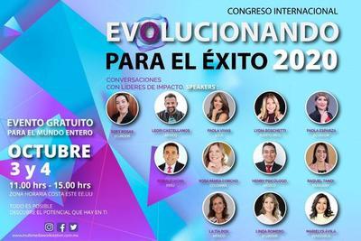 "Organizan Congreso Internacional ""Evolucionando para el Éxito"" – Prensa 5"