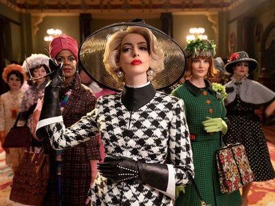 The Witches de Anne Hathaway se salta también el cine y se verá en HBO Max