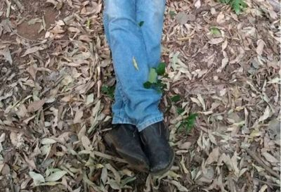 Hallan cuerpo de un hombre que era guardia de seguridad de una estancia en Amambay