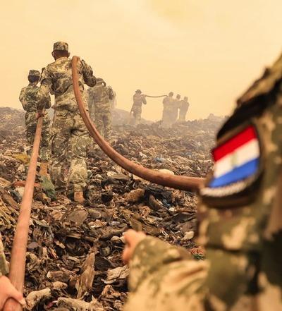 El Poder Ejecutivo informó sobre las acciones para sofocar los incendios en las diversas zonas del país.