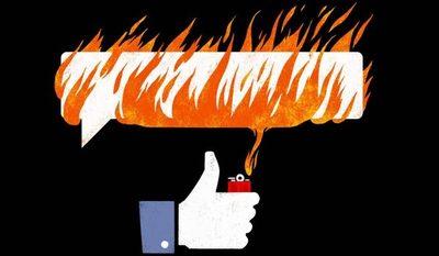 Facebook, Twitter y YouTube acuerdan combatir «discursos de odio»