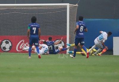 Nacional y Sol de América se despidieron del Apertura con un empate