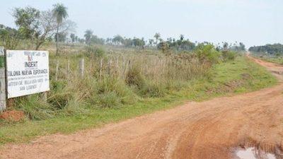 Indert busca vender tierras de Antebi Cué