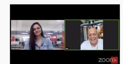 """La Nación / LN Live: Julio González Cabello confesó: """"Yo soy periodista de vocación y profesión, pero músico de corazón"""""""
