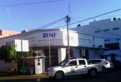 Covid-19: Cierran sucursal del BNF en Pedro Juan Caballero
