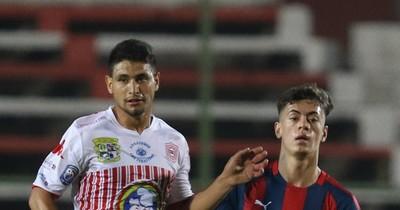 La Nación / El campeón salvó el honor ante el Santo