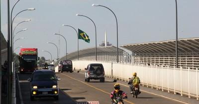 La Nación / Acuerdan reapertura del puente con Brasil antes del 15 de octubre