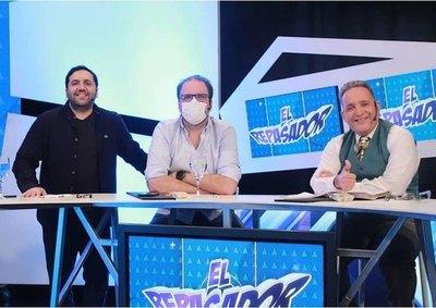 Crónica / ¡Jueza quiere censurar a panelistas de tevé!