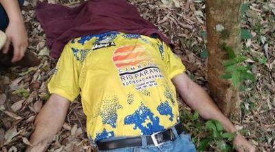 Personal de seguridad de estancia fue asesinado de un garrotazo en la cabeza
