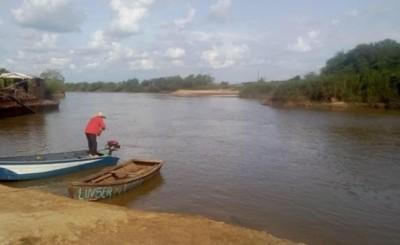 Joven se ahoga en aguas del Río Monday