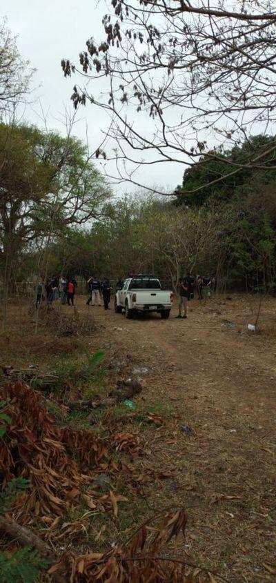 Realizan nueva búsqueda de Dahiana, esta vez en J. Augusto Saldivar