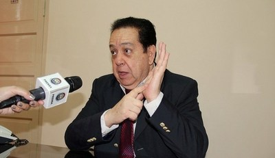 Candidatura presidencial de Payo Cubas no tiene sentido, dice asesor de TSJE