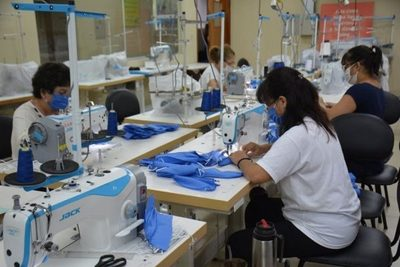 La industria textil paraguaya re reinventó en tiempos del COVID-19