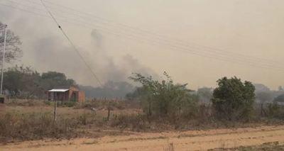 Imputan al propietario de un establecimiento por quemas en Alto Paraguay