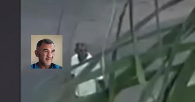 La Nación / Detienen en San Bernardino a supuesto pirómano