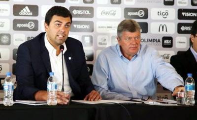 Tras renuncia de Marco Trovato, Miguel Brunotte se convirtió en nuevo presidente de Olimpia