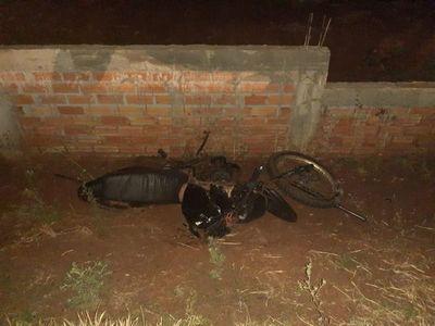 Motociclista muere en percance rutero en San Cristóbal