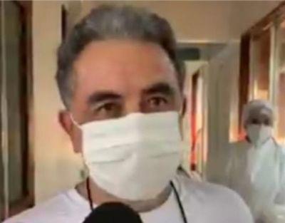 Director de la XIII Región Sanitaria, fue dado de alta en Pedro Juan Caballero