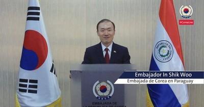 La Nación / Fiesta Nacional de Corea se celebró de manera virtual