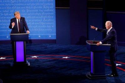 Análisis: Primer debate Trump vs. Biden