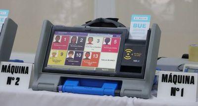 TSJE pondrá a prueba las  costosas urnas electrónicas
