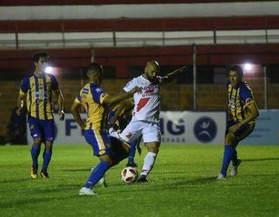 River y Luqueño cierran el torneo con un empate sin goles