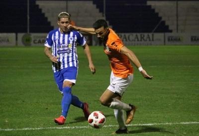 12 de Octubre y General Díaz igualan en un duelo con seis goles