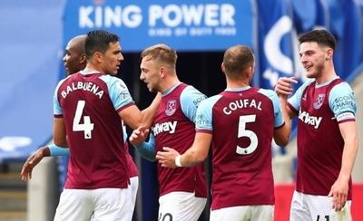 HOY / El West Ham de Balbuena bajó al Leicester de su nube