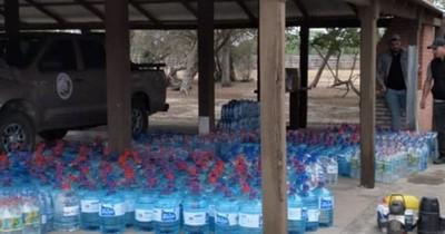 La Nación / ARP envía donaciones a afectados por incendios en el Chaco