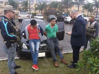 Amambay: Fiscal obtiene  condena de 10 años para dos hombres por Posesión y Comercialización de Drogas