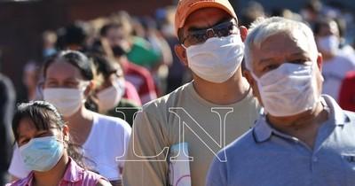 La Nación / Suman 730 casos positivos y 16 muertes por COVID-19
