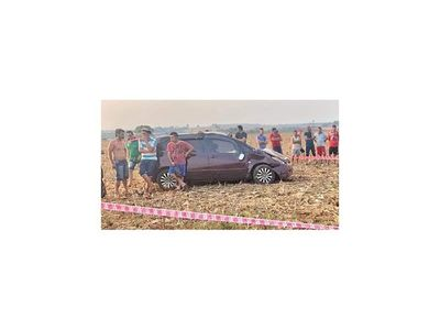 Padre e hija pierden la vida en accidente