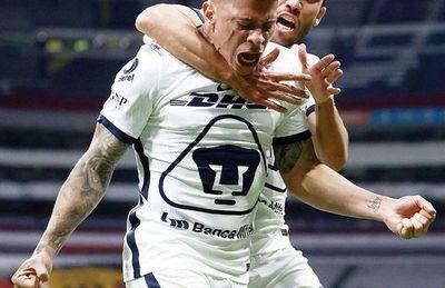 Bareiro e Iturbe, con el sello del gol