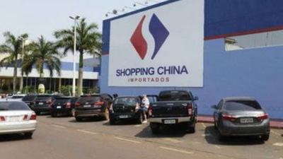 Shopping China PJC retoma actividades