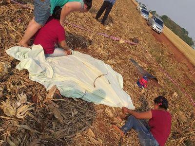 Padre e hija mueren durante vuelco de vehículo en la colonia Itaipyté