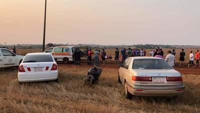 Vuelco de vehículo deja dos muertos en Itakyry