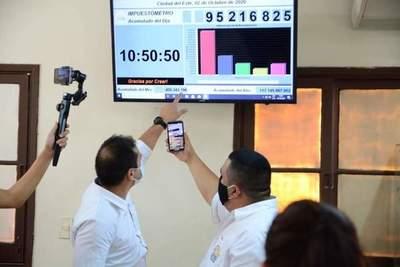 """Tras fiasco del """"impuestómetro"""", ahora ya se podrá seguir ingreso de dinero a comuna"""