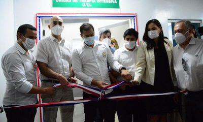 Habilitan oficialmente la segunda ala de UTI del Hospital Regional – Diario TNPRESS