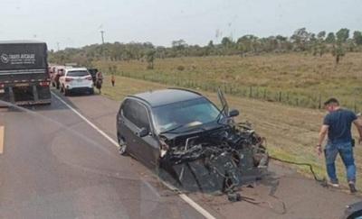 Fiscalía no descarta imputar a senador Bacchetta por fatal accidente
