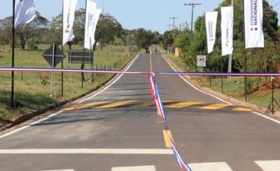 Paraguay celebra el día del camino con 1.687 km de asfaltos nuevos