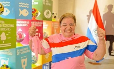 """HOY / El deporte como terapia contra el cáncer de mamas: """"No me dejé vencer"""""""