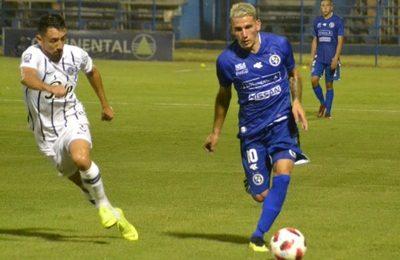 Martín Giménez jugará de nuevo en el fútbol paraguayo