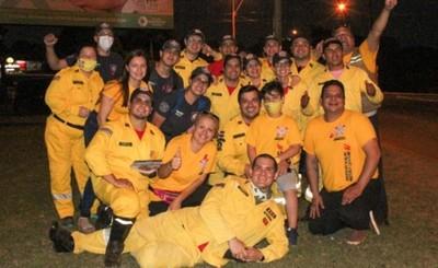 Bomberos superan objetivo de la colecta y podrán comprar los hidrantes