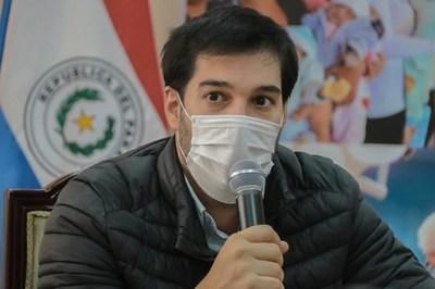 """Para Guillermo Sequera, pandemia de covid-19 está """"estancada"""" en el país"""