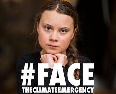 Greta Thunberg se hace eco de los incendios en Paraguay