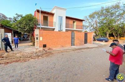Intervienen conexión clandestina en el Barrio Central de Mariano Roque Alonso •